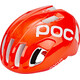 POC Ventral Spin Bike Helmet orange